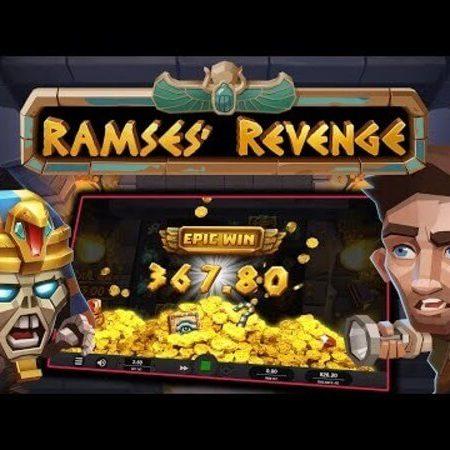 Relax Gaming: Ramses´ Revenge