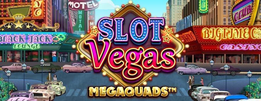 Slot Vegas Megaquads Arvostelu Ja Bonukset