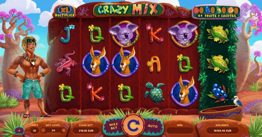 Crazy Mix Slotti Arvostelu