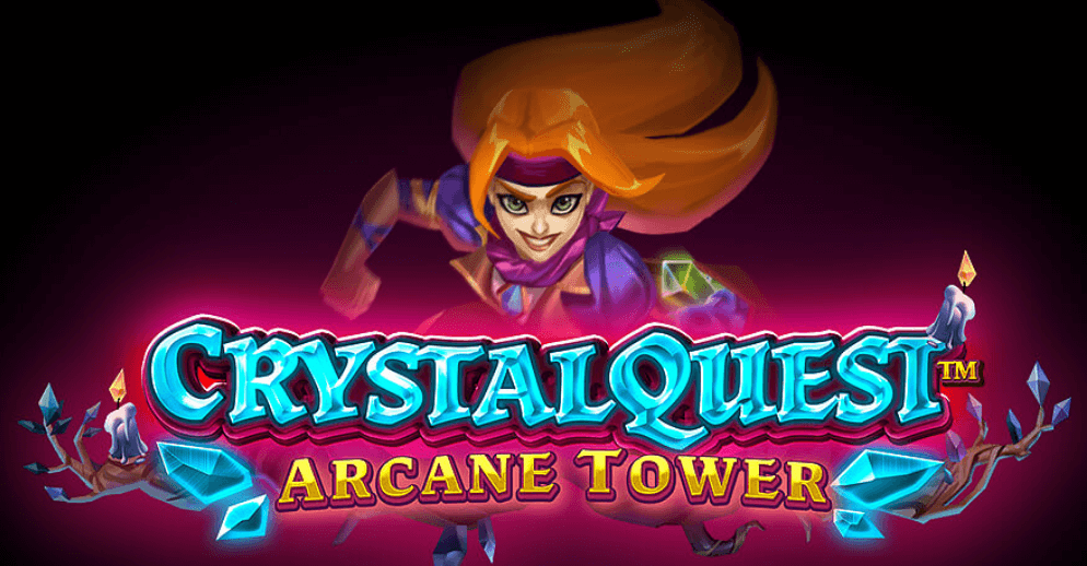Thunderkick: Crystal Quest: Arcane Tower