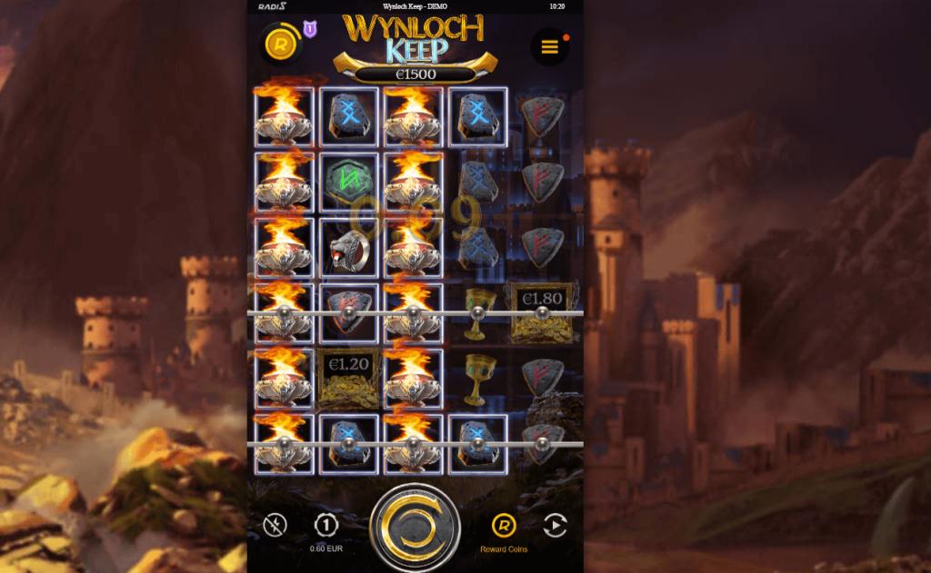 Wynloch Keep Laajentuneet Slotit