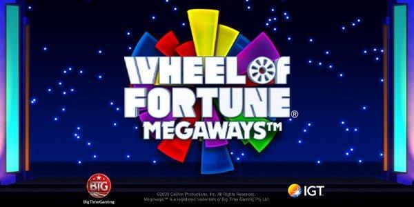 IGT: Wheel of Fortune Megaways