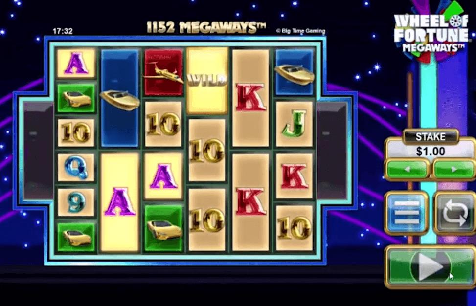 IGT: Wheel of Fortune Megaways Arvostelu