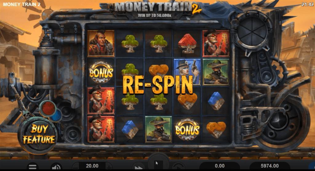 Money Train 2 Respin