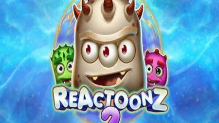 Play ´n GO: Reactoonz 2