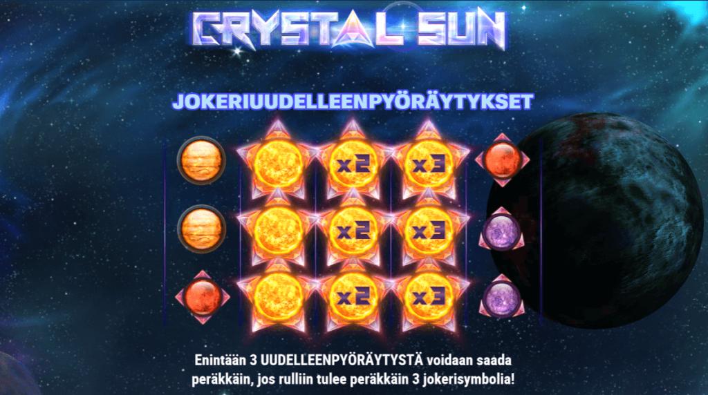 Crystal Sun Slotti Arvostelu