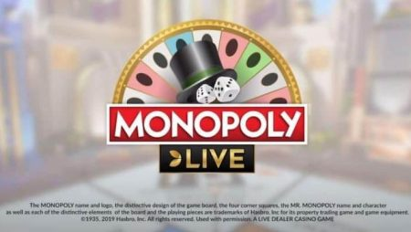 Evolution Gaming: Monopoly Live