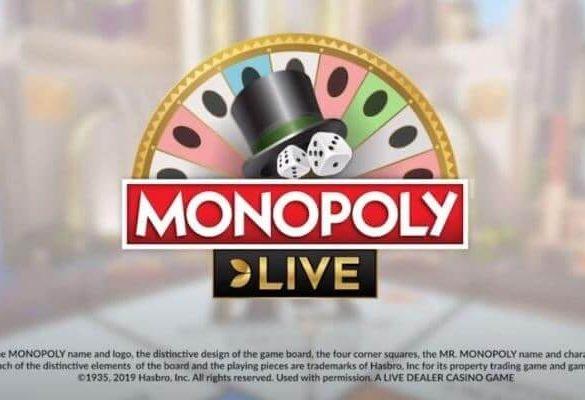 Evolution Gaming: Monopoly Live