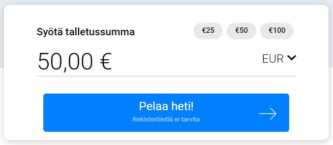 Parhaat pikakasinot suomalaisille