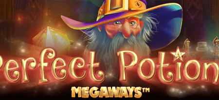 Scientific Games: Perfect Potions Megaways