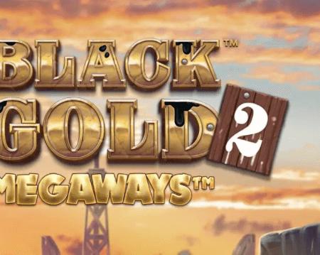 Stakelogic: s Black Gold 2 Megaways