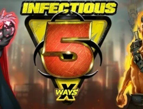 Nolimit City: Infectious 5 xWays