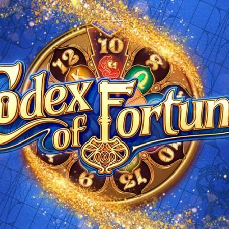 NetEnt: Codex of Fortune