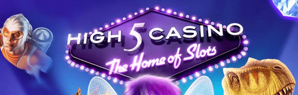 high5casino kokemuksia ja kotiutus
