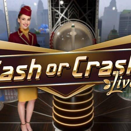 Evolution Gaming: Cash or Crash Live
