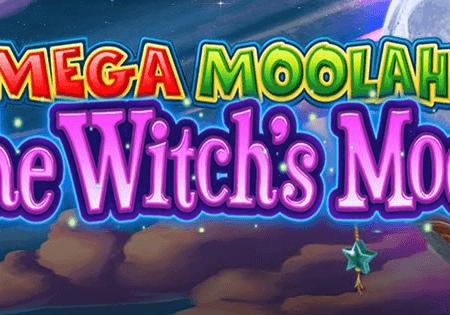 Aurum Signature Studios: Mega Moolah the Witch's Moon